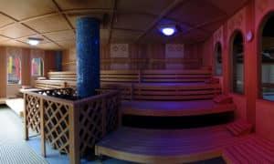 Aufgusssauna Orientalische Sauna Palais Thermal
