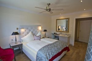 Badhotel Doppelzimmer Comfort Slider im Wellnesshotel Moknis