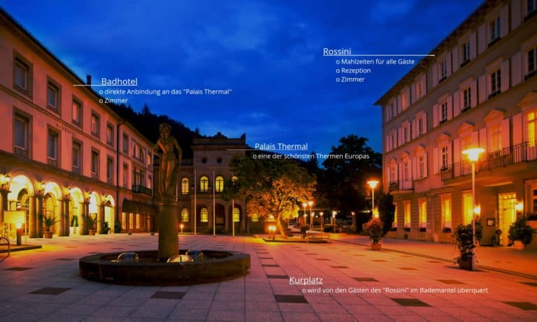 Wellnesshotel Schwarzwald mit Therme