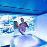 Welness mit Eis, Wellness Hotel Moknis im Schwarzwald