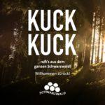 Kuck Kuck Wellnessurlaub Schwarzwald