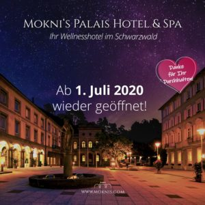 Wellnesshotel im Schwarzwald Bad Wildbad mit Therme