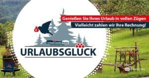 Schwarzwaldradio Urlaubsglück Gewinnspiel 2021