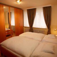 Ferienwohnung Bad Wildbad Schlafzimmer im Wellnesshotel