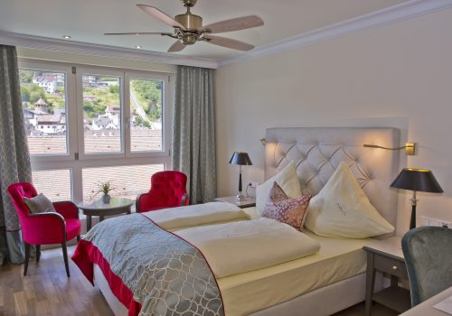 Badhotel Doppelzimmer Comfort Renoviert