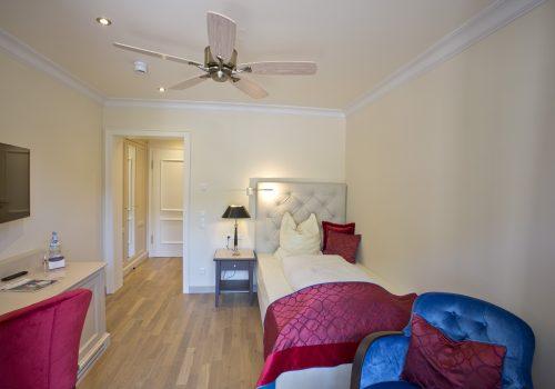 Einzelzimmer Comfort Badhotel