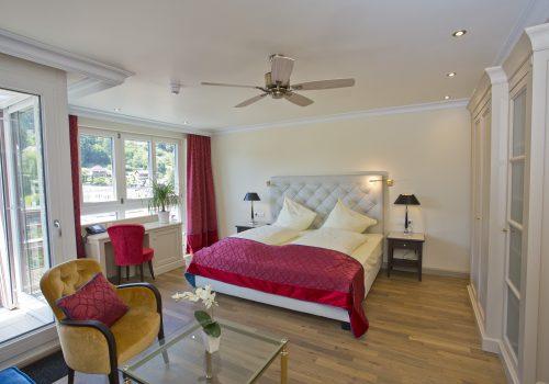 Badhotel Comfort Schlafzimmer