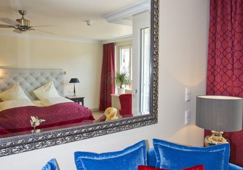 Badhotel Comfort Wohnbereich