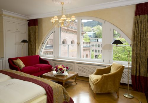 Junior Suite Badhotel Bad Wildbad Schwarzwald