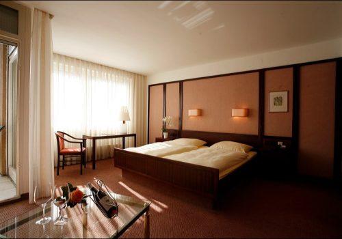 Wellnesshotel Moknis im Schwarzwald das Doppelzimmer